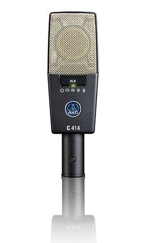 AKG C 414 XLS Multi Pattern Studio Vocal Microphone