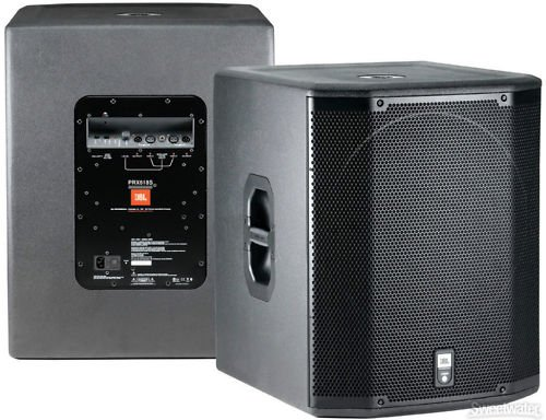 "JBL PRX618S Powered Subwoofer 18"" 600 watts"