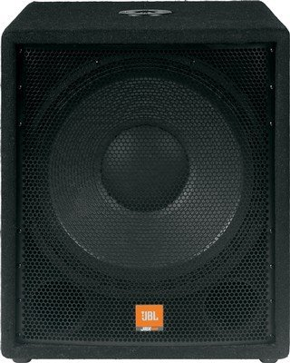 "JBL JRX118SP Powered  Subwoofer 18"" 300 watts"
