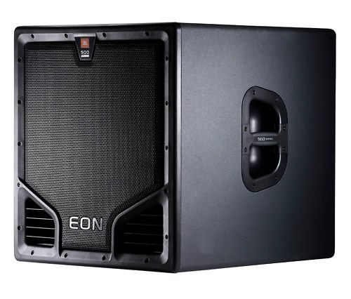 "JBL EON518S 500-watt Powered 18"" Subwoofer"