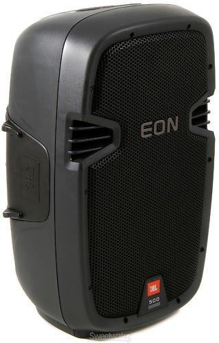 """JBL EON510 Powered PA Speaker 10"""" 280 watt"""