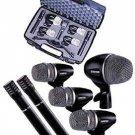 Shure PGDMK6 PG 6-Piece Drum Microphone Package