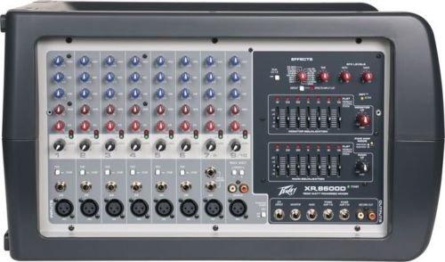 Peavey XR 8600D Class D Powered Mixer