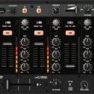 Behringer NOX1010 Rackmount DJ Mixer