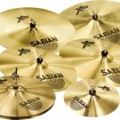 Sabian Xs20 Complete Cymbal Set Cymbal Pack