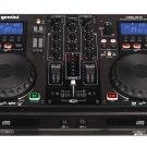 Gemini CDM3610 Dual MP3/CD DJ System