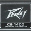 Peavey CS 1400 Power Amplifier