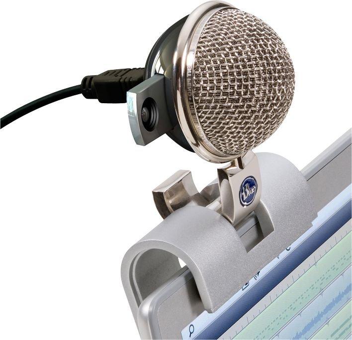 Blue Eyeball HD Webcam and Microphone