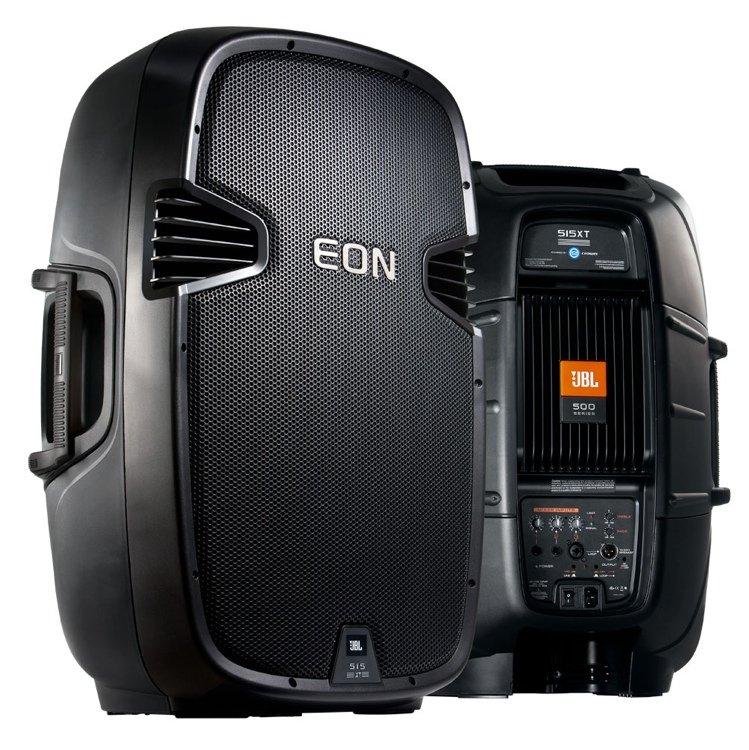 """JBL EON515XT Powered PA Speaker 15"""" 625 watt"""