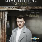 Sam Smith Stay With Me Sheet Music Digital Audio Backing Track Included!