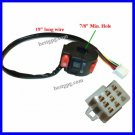 Chinese ATV Lights Kill Switch Elecstart Taotao Sunl