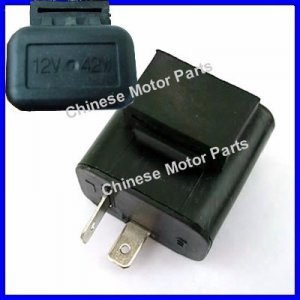 Scooter Moped Ignition Flasher 12V 42W 50cc - 250cc