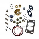 Turbo Rebuild Kit Garrett T3 T4 T04B T04E 360 Upgrade Thrust Bearing Div Gasket