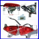 Rear lights Brake Lights LR w Bulbs for 50 to 110cc ATV