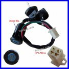 Key Ignition Switch TaoTao SUNL Scooter ATV Dirt Bike M