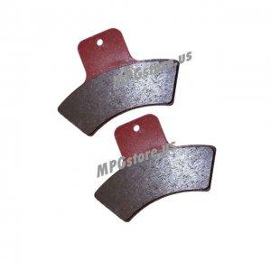 Rear Brake Pad Pads Polaris Magnum 325 2x4 4x4 2000-01 Magnum 500 4x4 1999-01