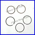 Scooter Moped Piston Ring 5 PCS for GY6 49cc Engine