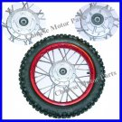 "10"" Front Disc Wheel 2.50-10 Rim 1.40 X 10 Dirt Bike RD"