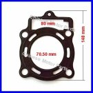 Head Gasket 250 Water Cooled CBD 250 LongXin Engine ATV