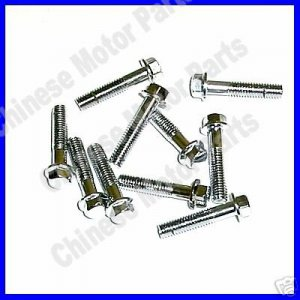 Engine Case Bolts, 12 Pcs for Most Engine, China Parts