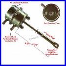 """Turbo Wastegate Actuator T3 T3/T4 T04E 2 Port 3"""" Rod"""