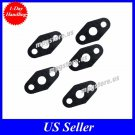 5 of Set Garrett GT4718 GT4718R Oil Inlet Gasket Gaskets Turbo 769112-5 6 7 8