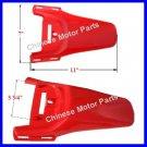 Rear Fender, KC & Honda 50-125cc Dirt Bike, China Pt