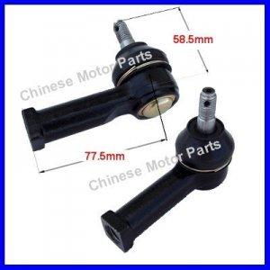 ATV Ball Joint Tie Rod for ARCTIC CAT 650 700 Prowler XTX - 4x4 0405-340 0405-205