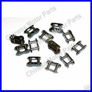 6 Pcs Set of Master Link 520 Chain for 150 200 250 300 ATV