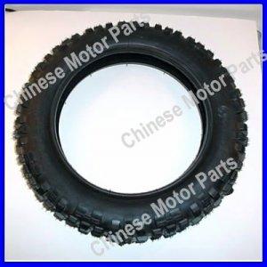Wheel Tire 2.50-12 for Dirt Bike Inner Tube Style