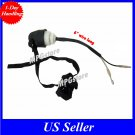 """ATV Tether Safety Kill Switch 6"""" Long Wires for Kids Safety"""