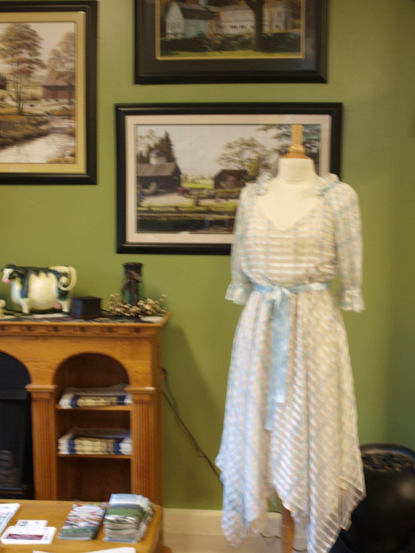 Handkerchief Dress circa '83