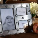 Pewter Collage Photo Frame