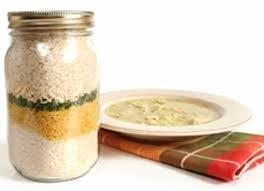 Creamy Wild Rice & Mushroom Soup Mix
