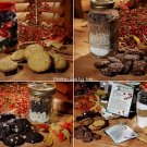 Honey Spice Oatmeal Cookie Mix