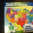 USA Puzzle 60 Pieces