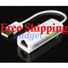 USB 2.0 Ethernet Network LAN RJ45 Wired Internet Adapter for Apple Macbook Air Mac Book OS X