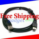 for Nikon Digital Camera CoolPix S5 S6 S7 S7C S8 S50 S50c S51 S51c S550 S700 USB Data Cable UC-E12