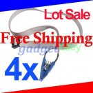EEPROM CLIP SOIC 8pin 8 pin with cable for Tacho Universal Dash Programmer Lot Sale 4pcs