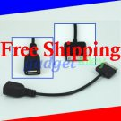 "USB Connection Kit Host OTG Cable Adapter for Samsung Galaxy Tab 2 7.0 7"" GT-P3113 10.1 P5100"