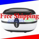 Ultrasonic Cleaner Model VT-800 Jewelry Coins Eye Glasses Opticals Necklaces Rings Earnings 110V