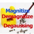 Magnetizer Demagnetizer Degaussing for Screwdriver Power Tool Driver Bit  (2 in a package)