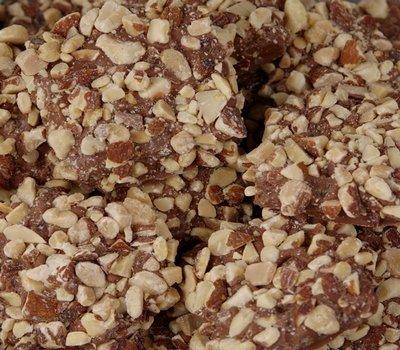 Golden Love Almond Toffee