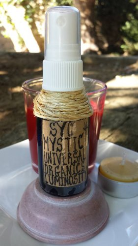 Organic Aura Cleansing Oil Mist--Clears Out Negative Energy.