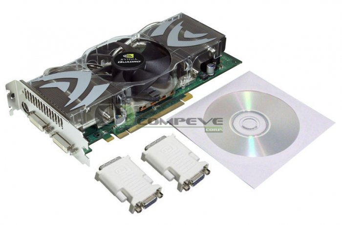nVIDIA FX 5500, FX5500 1024MB, PCI-Express x16,GRAPHICS CARD,CAD,DCC