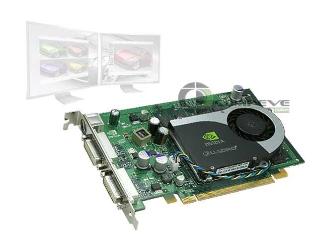 nVidia Quadro FX 1700 FX1700 Graphics Video Card CAD