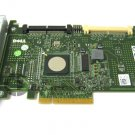 Dell 6/iR RAID PCI-E x8 4 Port SAS Hard Drive Controller Card UCS-61 JW063