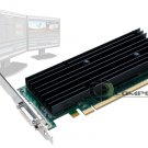 nVidia Quadro NVS 290 256MB Dual DVI Monitor Video Card HP 454319-001 456137-001
