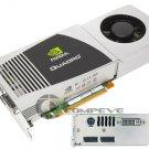 HP nVidia Quadro FX 4800 1.5GB PCIe 2.0 x16 Video Card 490566-001 492188-001