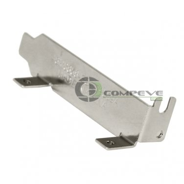 Low Profile Bracket for LSI SAS9220-8i MPN 46M0858-EC Short